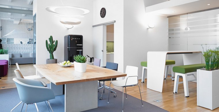 Starke Marken für Ihr Projekt - KIST Büro- und Objekteinrichtung GmbH